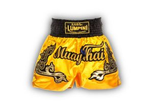 SPODENKI TAJSKIE LUMPINEE LSH282 (orange/black/gold)