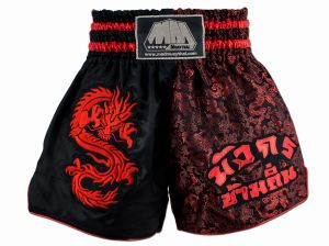 SPODENKI TAJSKIE MAD MUAY THAI MAD-023
