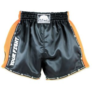 SPODENKI TAJSKIE MAD MUAY THAI MAD R BK6
