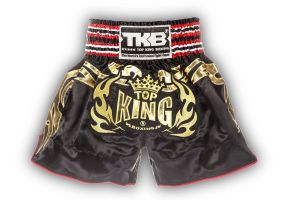 SPODENKI TAJSKIE TOP KING TKTBS-Somlak  (black/gold)