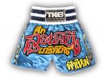 SPODENKI TAJSKIE TOP KING TKTBS-Lumpinee-Fahmai  (blue)