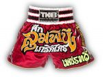 SPODENKI TAJSKIE TOP KING TKTBS-Lumpinee-Kriekkrai  (red)