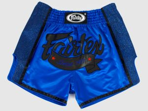 SPODENKI TAJSKIE FAIRTEX BS1702 (blue)