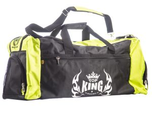 TORBA SPORTOWA TOP KING TKGMB (black/green)