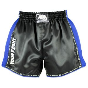SPODENKI TAJSKIE MAD MUAY THAI MAD R BK2