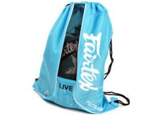 WOREK NA RĘKAWICE FAIRTEX BAG6 (light blue)