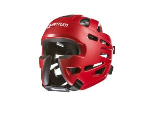 "KASK BOKSERSKI SPARINGOWY QUANTUM XP ""XTREME PROTECTION"" (red)"