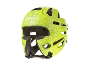"KASK BOKSERSKI SPARINGOWY QUANTUM XP ""XTREME PROTECTION"" (neon green)"